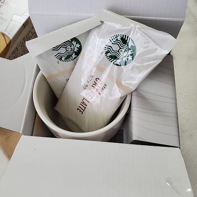 プレミアムミックス カフェラテwithマグカップ