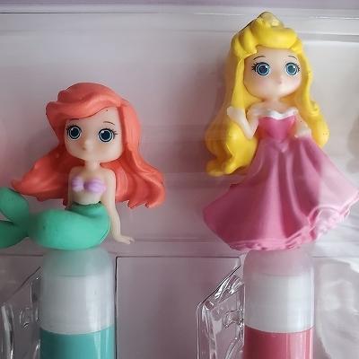 アリエルとオーロラ姫