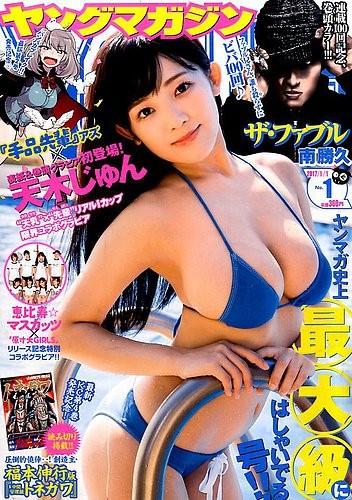 ヤングマガジン 2017年 1/1 号 [雑誌]