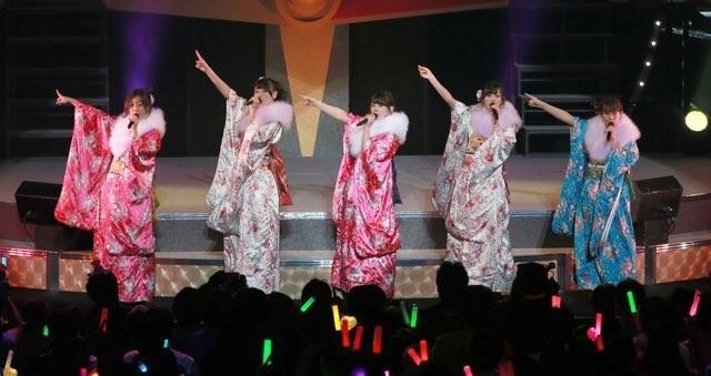 ℃-ute新春コンサート
