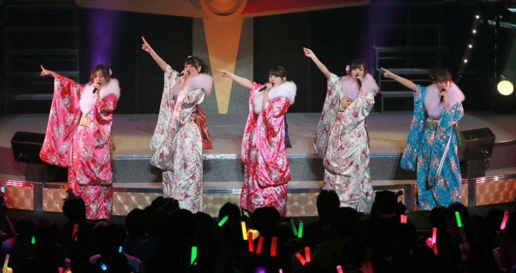 ℃-ute 2017新春 晴れ着