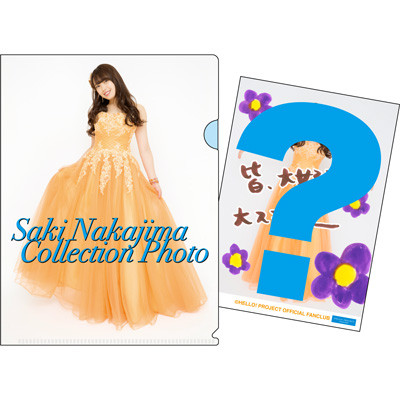 中島早貴BD2017 コレクション生写真(全5種)