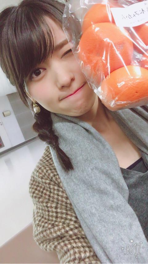矢島舞美×デコポン