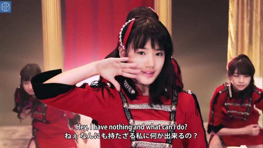 横山玲奈ソロ1
