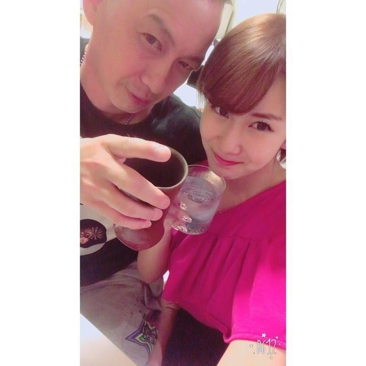 岡井父と娘