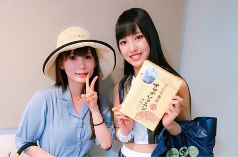 中川翔子&飯窪春菜