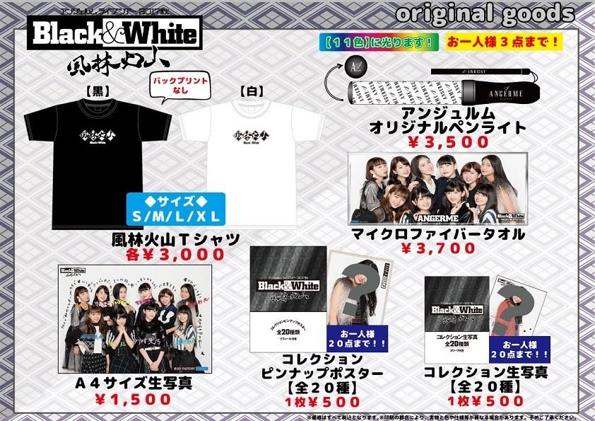 アンジュルム ライブツアー 2017秋「Black & White」風林火山