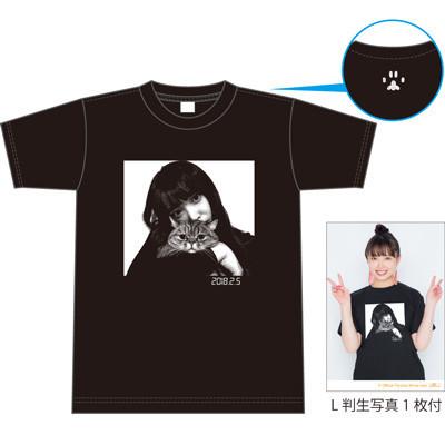 中島早貴BDイベTシャツ