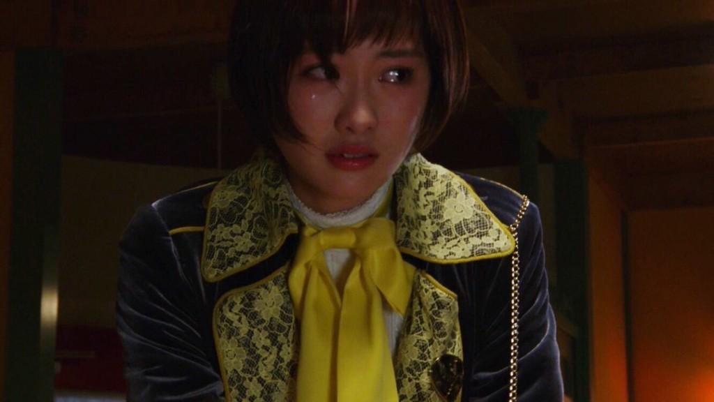 ルパパト第7話 初美花の涙①