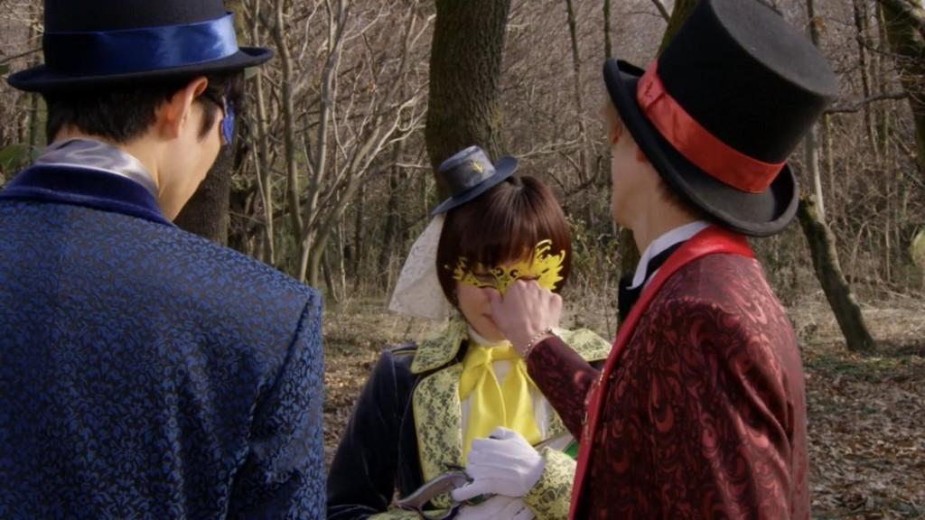 ルパパト第7話 初美花を労う?魁利①