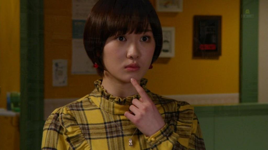 ルパパト第9話 初美花