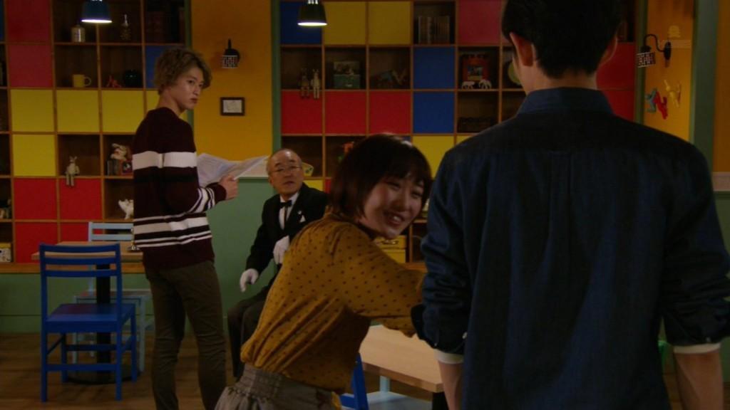 ルパパト第12話 コグレ登場