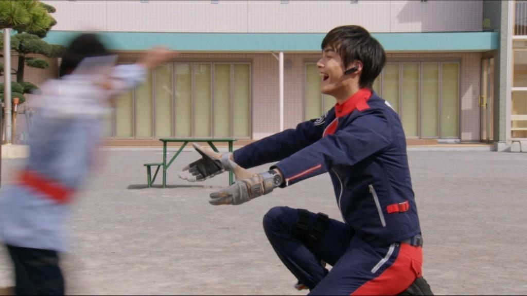 圭一郎と颯太
