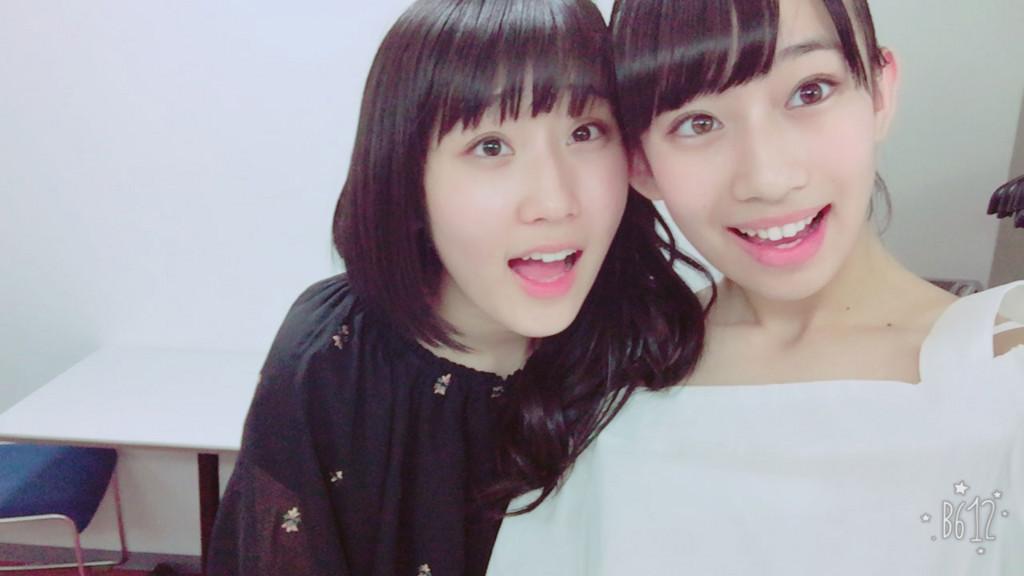 段原瑠々&前田こころ