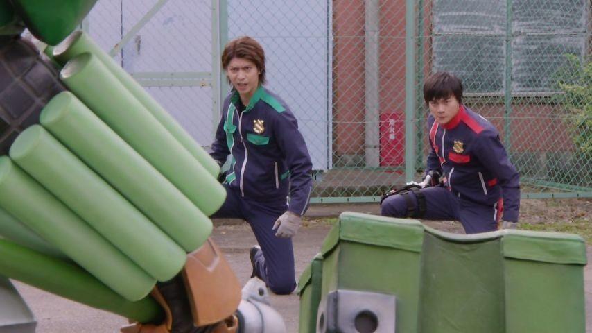 圭一郎と咲也