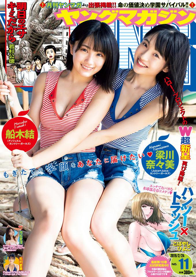 ヤングマガジン 2019年 2/24 号 [雑誌]