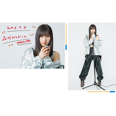 モーニング娘。'19 佐藤優樹バースデーイベント オリジナルグッズ