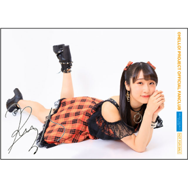 Juice=Juice 段原瑠々バースデーイベント2019 オリジナルグッズ