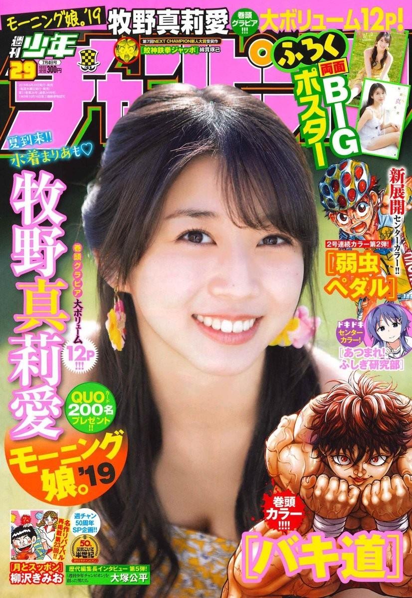 週刊少年チャンピオン2019年29号 [雑誌]