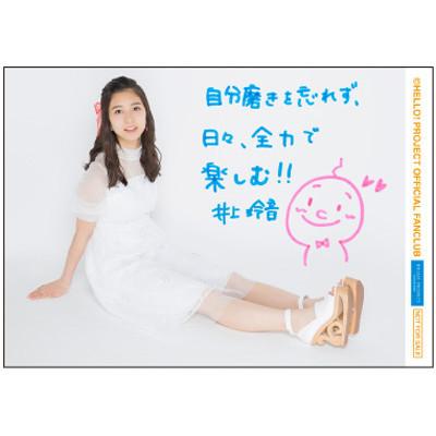 こぶしファクトリー 井上玲音バースデーイベント2019 オリジナルグッズ