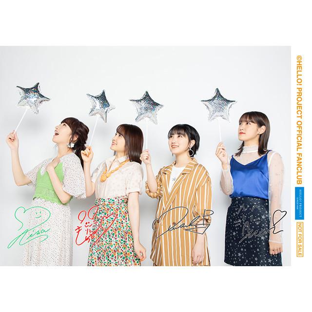 カントリー・ガールズFCイベント2019 ~夏の大四角形~ オリジナルグッズ