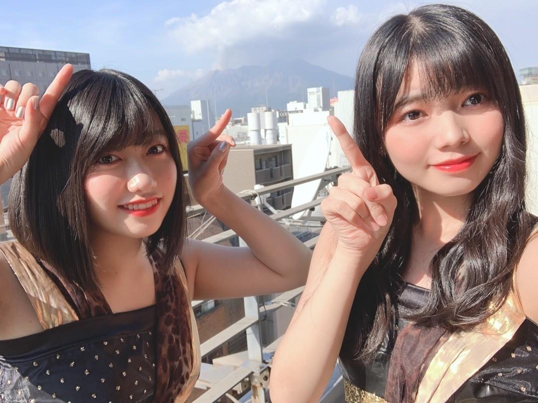 和田桜子&浜浦彩乃