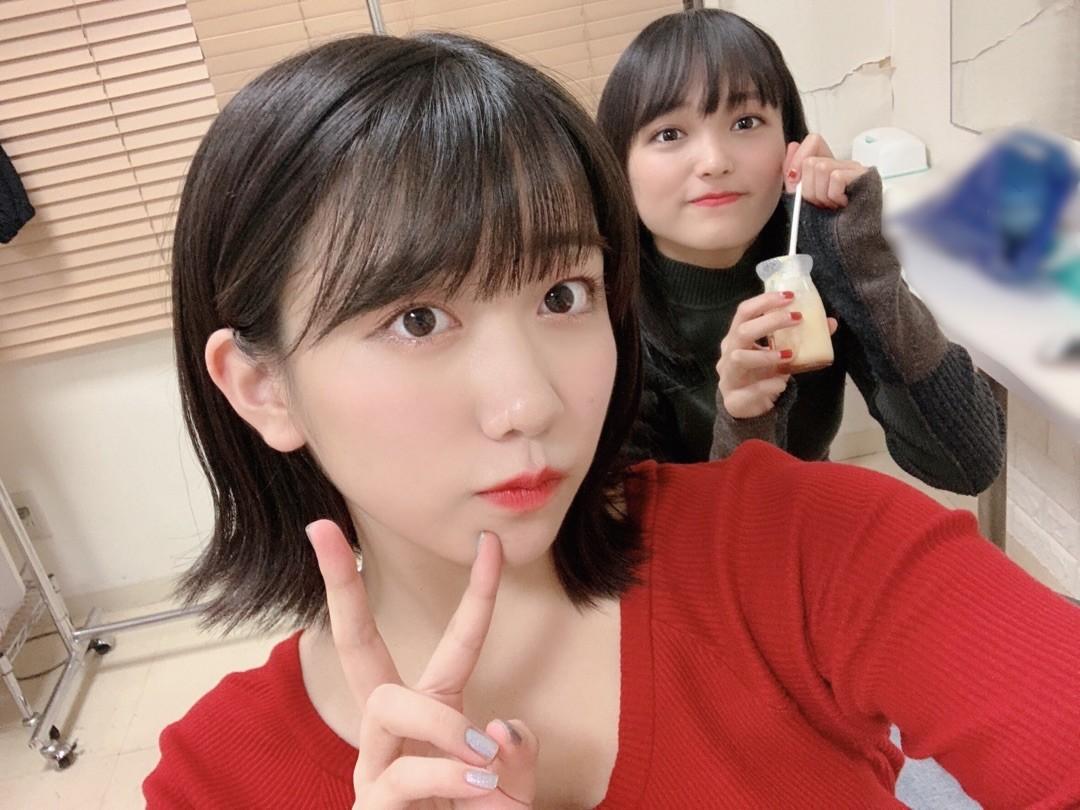 和田桜子&野村みな美