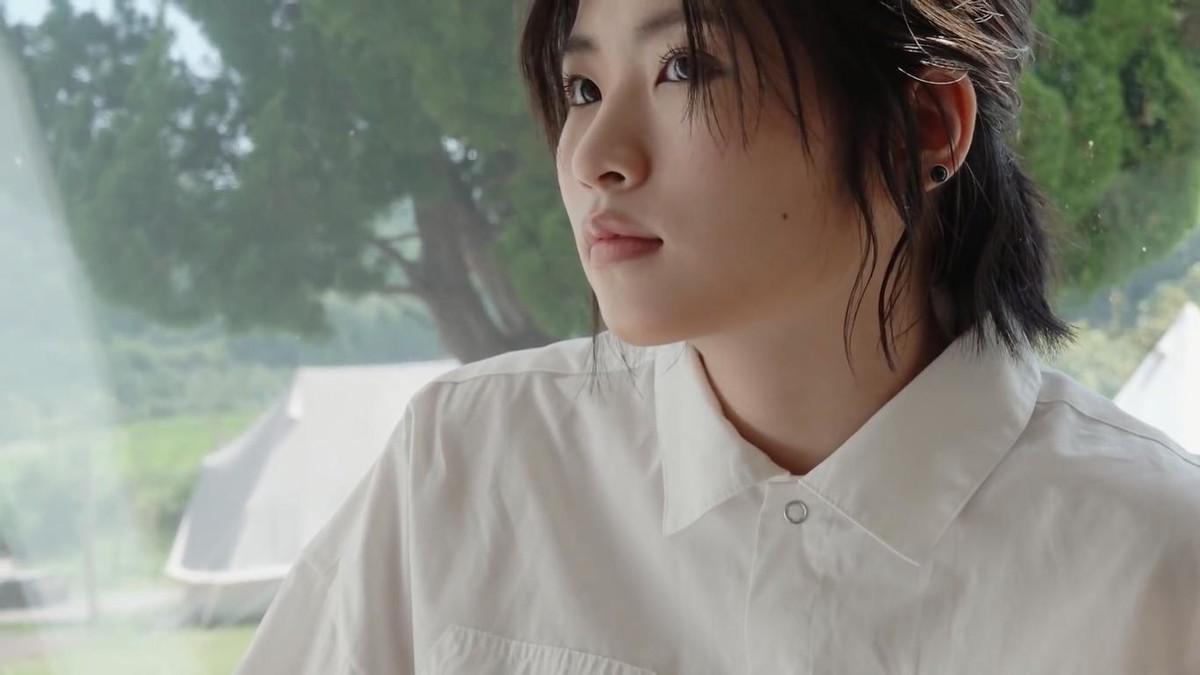 加賀楓(モーニング娘。'20)セカンド写真集「イロハカエデ」