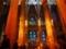 サグラダファミリア聖堂内