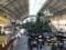 マドリード駅の植物園