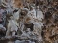 サグラダファミリア精巧な装飾品