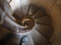 生誕の塔の下り階段