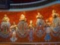 カタルーニャ音楽堂壁