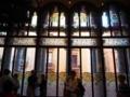 カタルーニャ音楽堂 窓