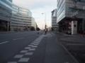 パリ 遠目からのエッフェル塔