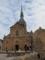 モンサンミシェル教会の外