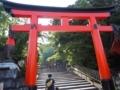 伏見稲荷神社参道入口
