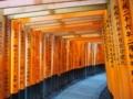 伏見稲荷神社千本鳥居