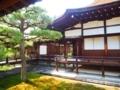 仁和寺 中庭