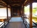 仁和寺渡り廊下
