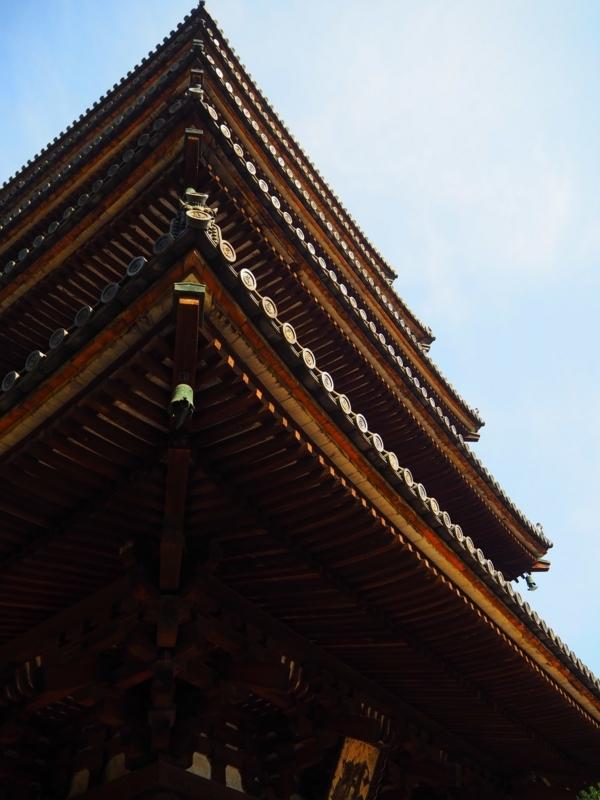 仁和寺 景色