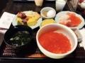 ラビスタ函館の朝食いくら丼