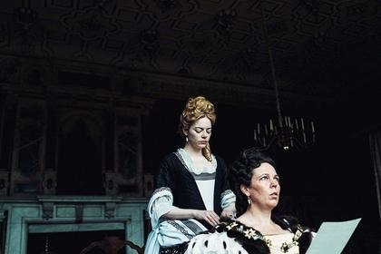 映画『女王陛下のお気に入り』