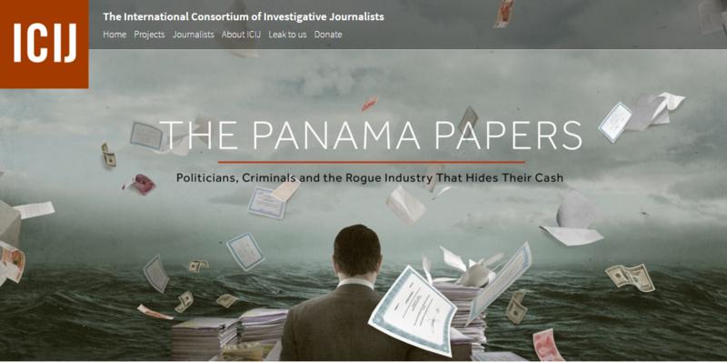 ICIJパナマ文書
