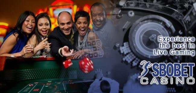 Mainkan Judi Live Sbobet Casino