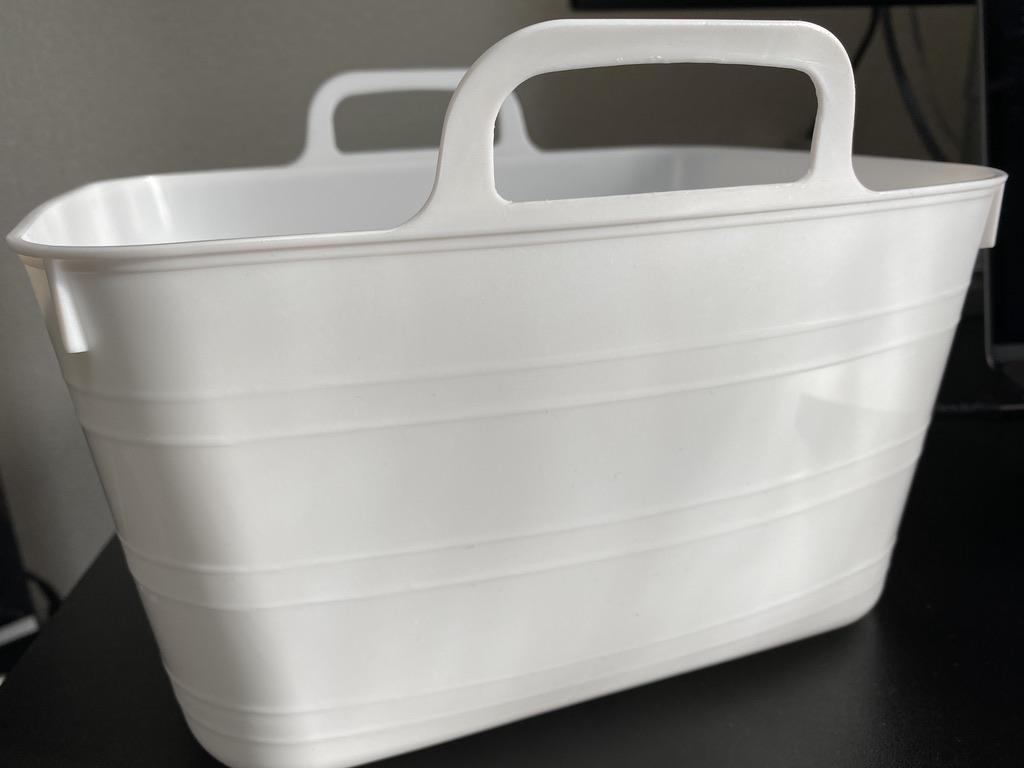 重曹水を入れる容器