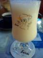 ソワレのミルクセーキ