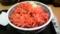 吉野家の豚丼でした~。勇者王を彷彿とさせる紅生姜