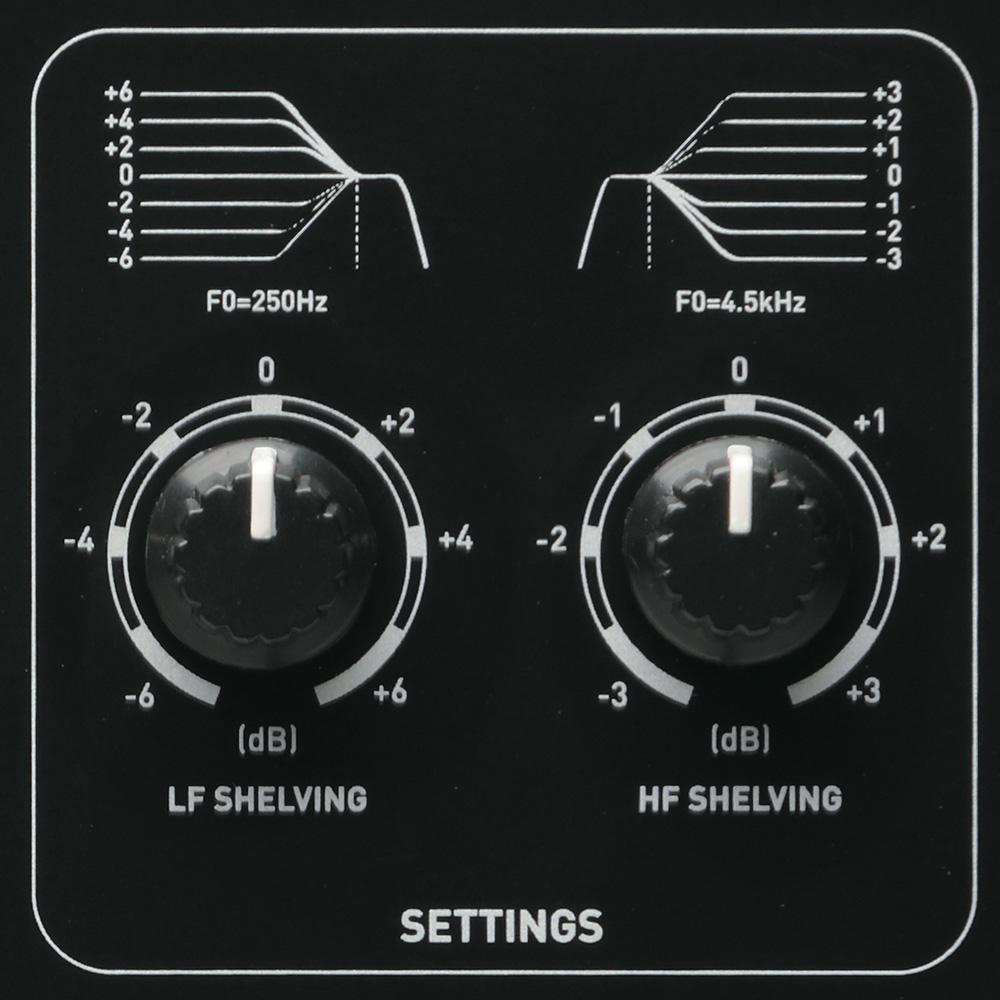 LF/HF Shelving EQ