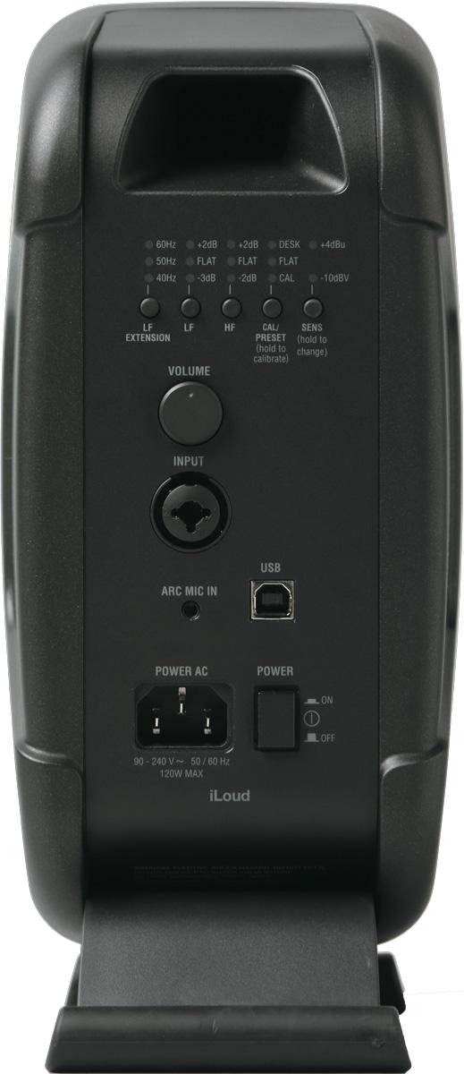 Alpha 50/Alpha 65 Rear